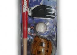 Baseball set Komplet Junior